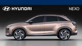 CES Reveal of the Hyundai Nexo (Full Length) | 2019 Hyundai Nexo | Hyundai