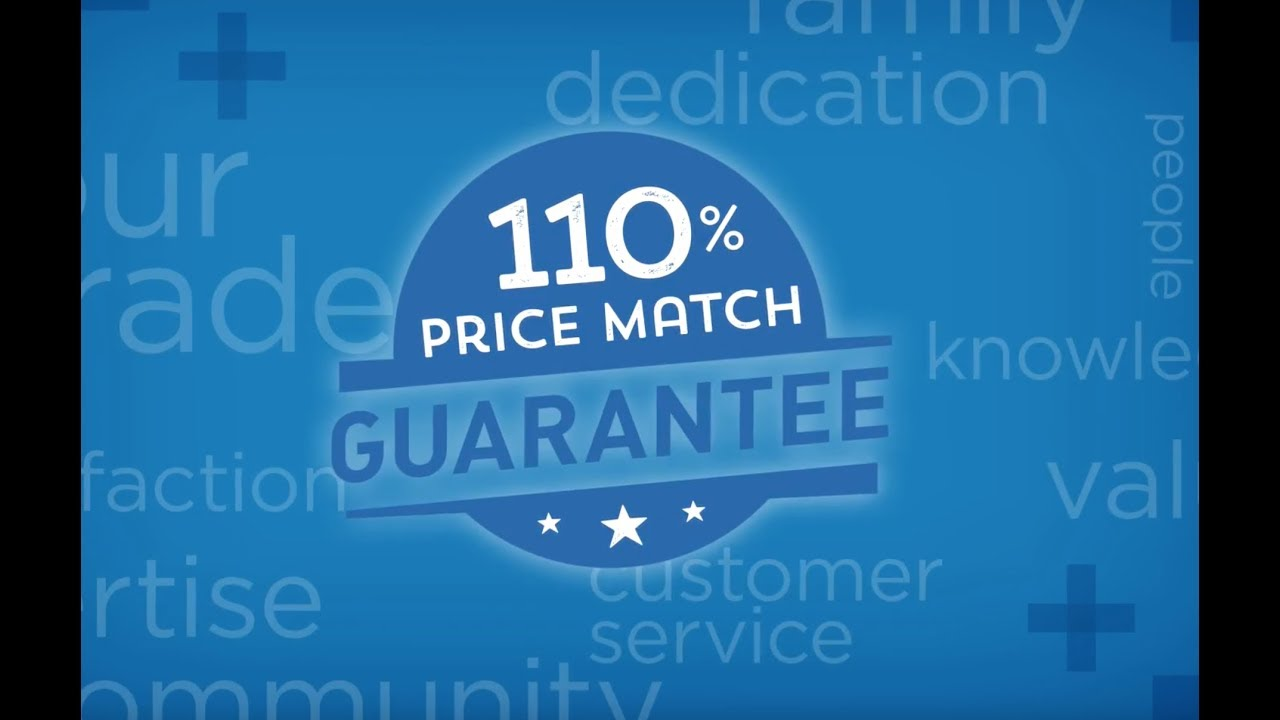 Cornerstone Auto 110 Price Match Guarantee Youtube
