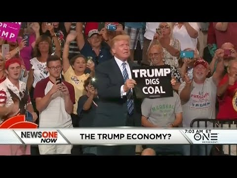 #TrumpLiesMatter: Trump Tries To Take Credit For Economic Trends That Began Under Obama