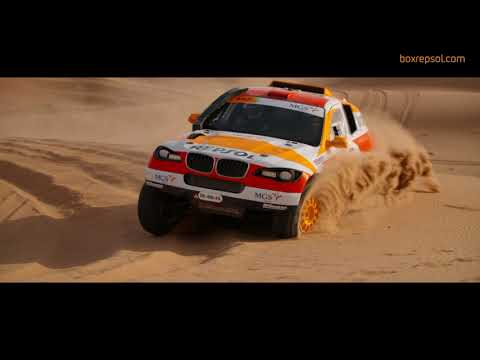 Somos pilotos del Dakar / We are riders in the Dakar
