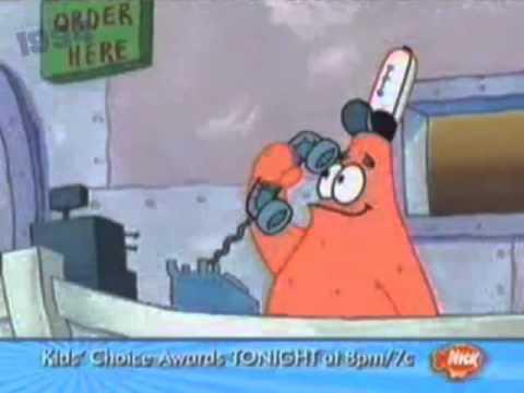 This is Patrick Chipmunk Version