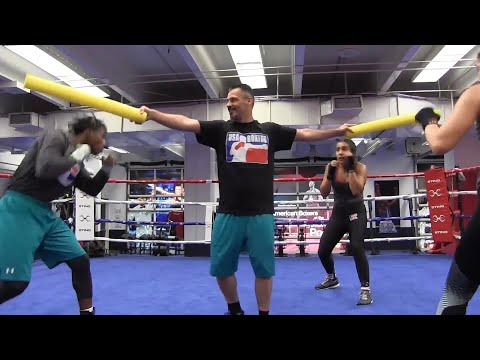 2018 USA Youth Olympic Boxers
