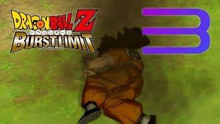 Dragon Ball Z Burst Limit HD Gameplay - RPCS3 - PS3 Emulator