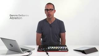 Akai Professional APC40 mkII - Demo, Features, and Operation in Ableton Live