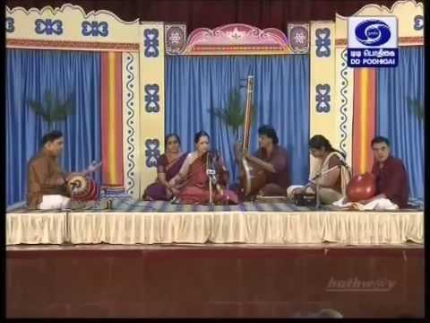 Lalitha Raghavan Violin 06 Thiruppugazh