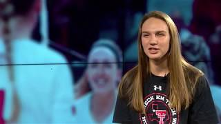 Texas Tech Volleyball Senior Day: Katy Keenan | 2018