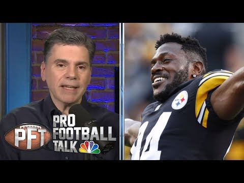 What's next for Antonio Brown after Bills trade fallout? | Pro Football Talk | NBC Sports thumbnail