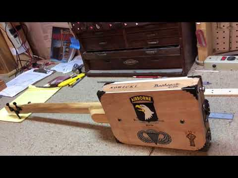 Cigar box and license plate guitars