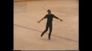 Евгений Плющенко 2009 Пермь Кубок России тренировка 1 день