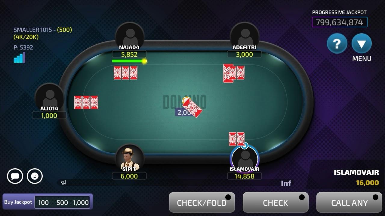 Cara Menang Main Domino Di Idn Poker Youtube
