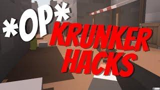 Krunker patch hack