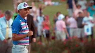 At home with Rickie Fowler in Murrieta, California