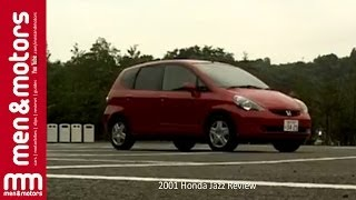 2001 Honda Jazz Review