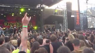 DevilDriver - Ruthless Live @ Brutal Assault 2013