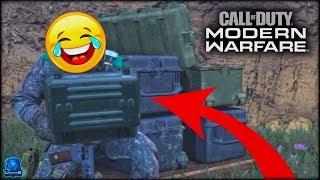 HILARIOUS NINJA DEFUSE! 😂 (Modern Warfare Funny Moments)