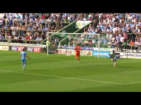 Highlights | Yeovil Town 2-0 Coventry City