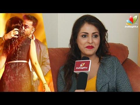 I bring the crucial twist in the movie - Madhu shalini Interview   Thoongavanam Kiss