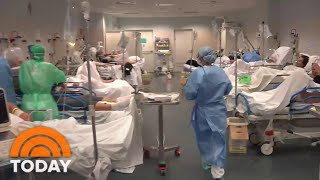 As Italy's Death T๐ll Exceeds China's, Hospitals There Struggle To Keep Up | TODAY