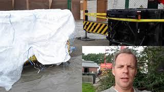 Boer Gerrit vlogt   Asbest dak saneren