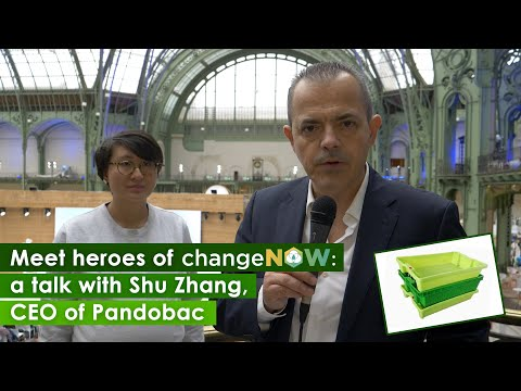 A Talk With Shu Zhang, CEO Of Pandobac