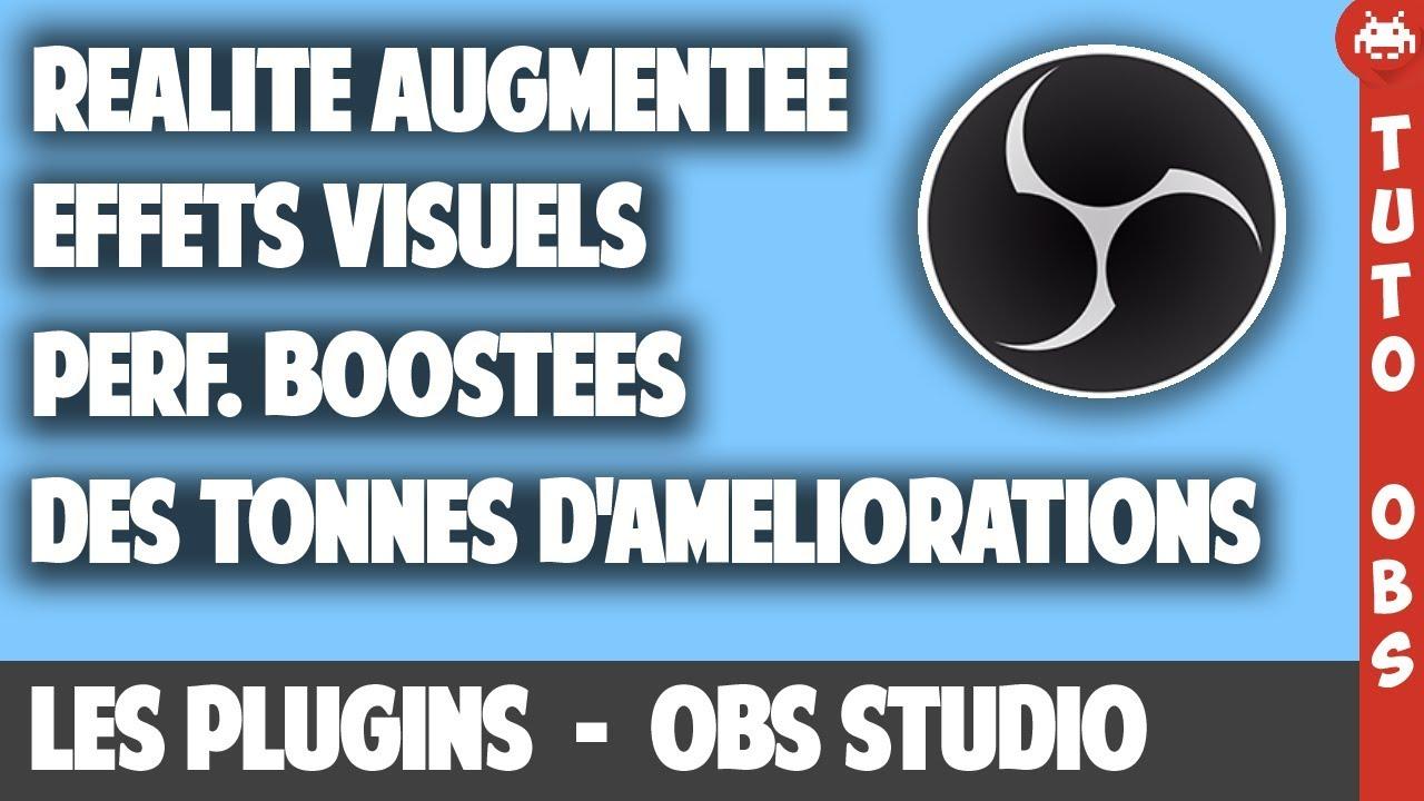 COMMENT INSTALLER des PLUGINS sur OBS STUDIO & CLASSIC   TUTORIEL OBS