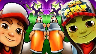 Subway Surfers World Tour 2018 🎃 - New Orleans - Jake The Zombie Halloween Update Gameplay