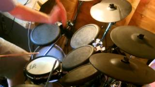 Superheroes - Ventura Lights - Drum Cover by Paul Ingram