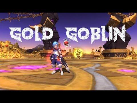 Dragon Nest SEA - Golden Goblin !!