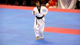 Female Senior I - Taeguk-pal-jang - Korea (3rd World Championship Taekwondo Poomsae Ankara 2008)