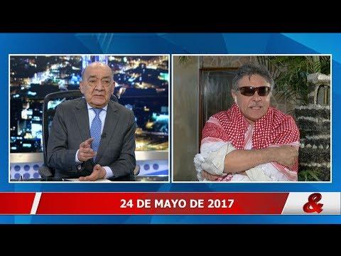 Pregunta Yamid: Jesús Santrich, Miembro negociador de las Farc