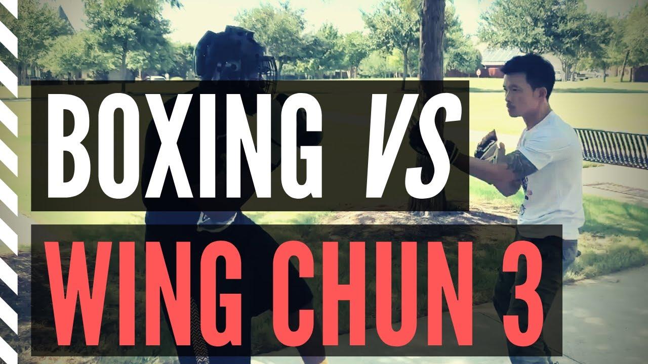 WING CHUN VS BOXER 3