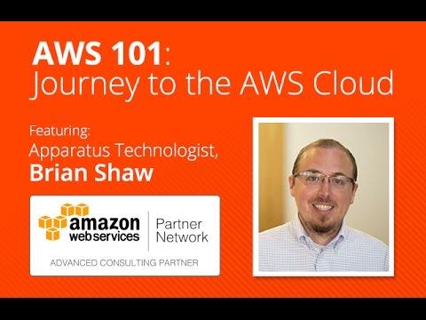Amazon Web Services 101 Webinar