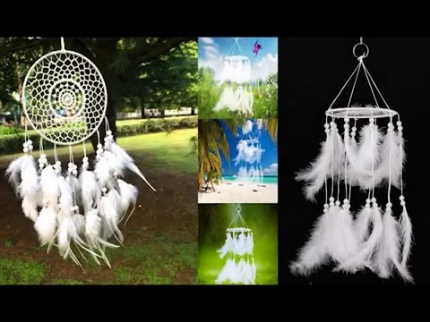 Boho angels home decor youtube for Angels decorations home
