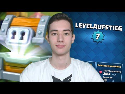 🏃♂️TAG 10! Riesentruhe öffnen und Level 7! | Speedrun Projekt | Clash Royale deutsch