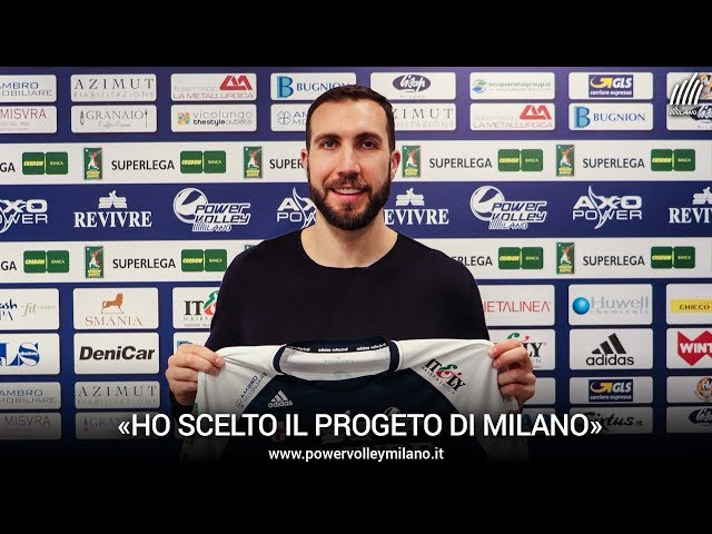 Volley Mercato, la prima intervista di Nemanja Petric