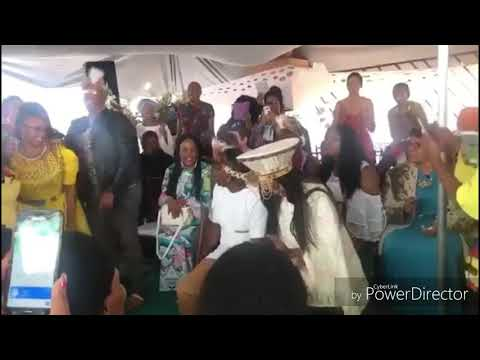 Khaya Mthethwa Married Ntando Kunene