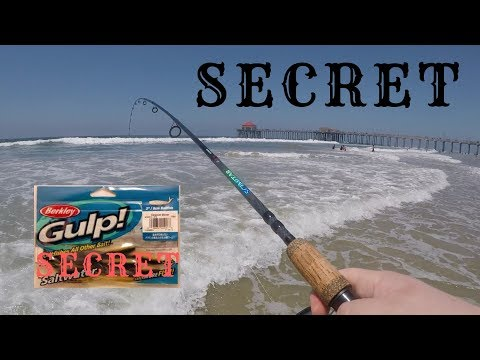 The SECRET BAIT For SURF FISHING