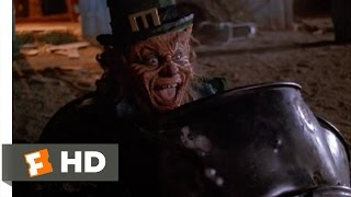 Leprechaun (7/11) Movie CLIP - Ring Around the Rosey (1993) HD