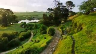 Hobbiton: Ngôi làng cổ tích bước ra từ phim