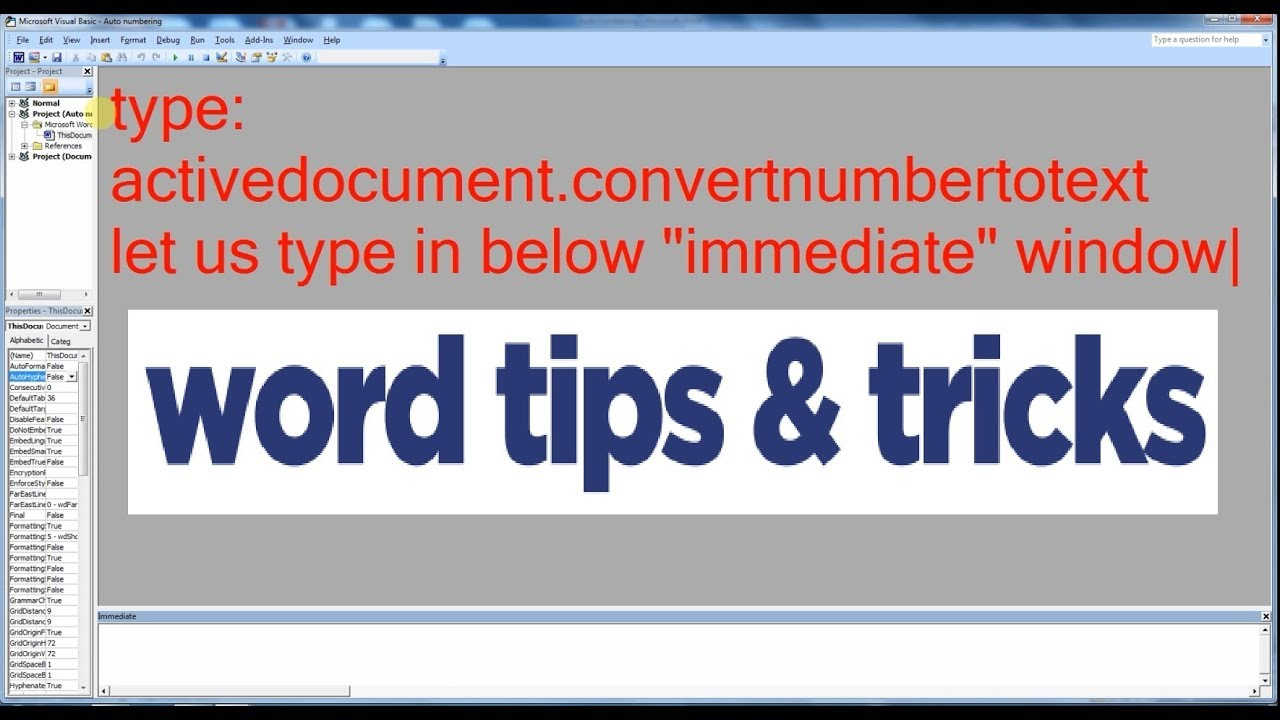 how to convert auto numbering into manual in ms word youtube rh youtube com converting automatic numbering to manual numbering Funny Automatic to Manual