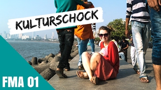 Kulturschock in Mumbai | INDIEN DAILY VLOGS | Lilies Diary