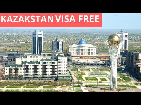 Kazakhstan Visa Free