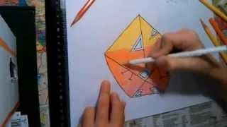 Как рисовать граффити (урок 1)(В этом видео я расскажу как можно рисовать граффити путём