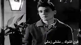 عبد الحليم حافظ - فوق الشوك مشاني زماني ،،