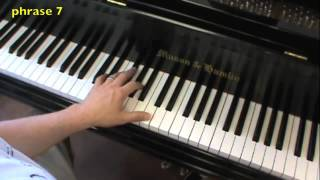Pachelbel Canon in D piano lesson