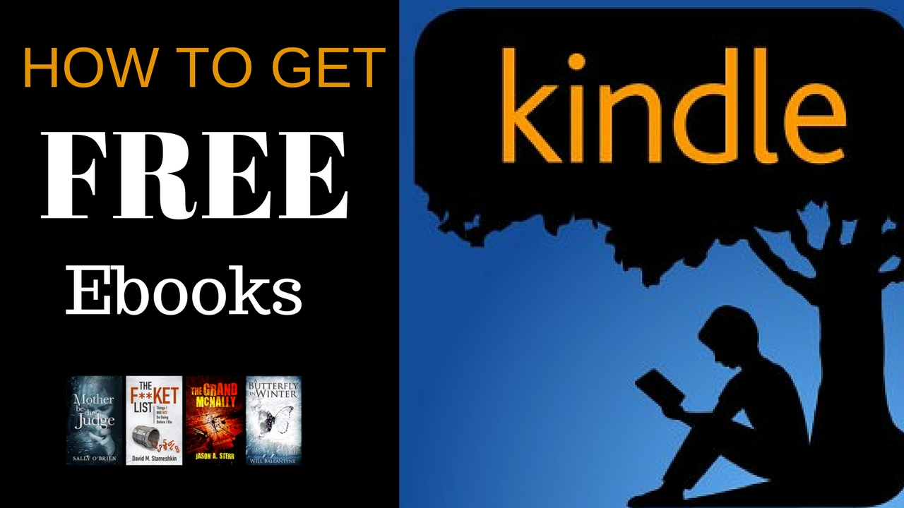 how to download free ebooks for kindle