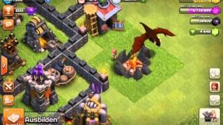 Let's Play Clash of Clans #002 [Angriffe mit allen Truppen die es in CoC gibt]
