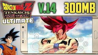 Ultimate Dragon Ball Z TTT Ultra Instinct MOD V14 on Android