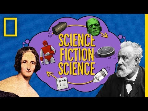 Science Fiction Inspires the Future of Science | National Geographic
