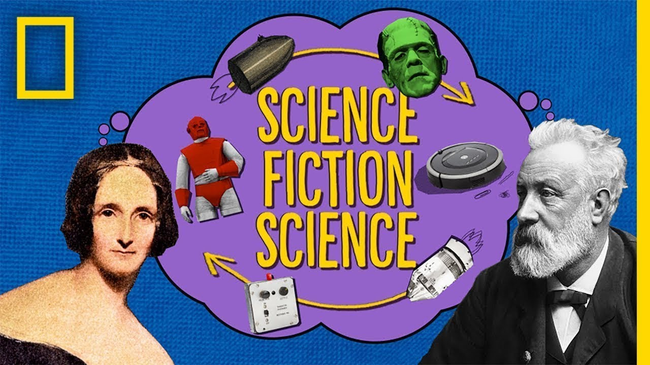 Science Fiction Inspires the Future of Science   National Geographic